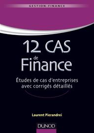 12 cas de finance