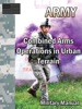Combined Arms Operations in Urban Terrain