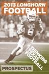 2013 Longhorn Football Prospectus Thinking Texas Football
