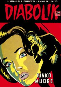 DIABOLIK (170) Libro Cover