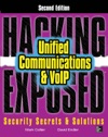 Hacking Exposed Unified Communications  VoIP Security Secrets  Solutions 2E