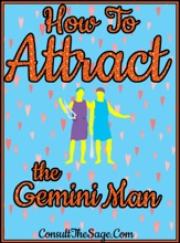How To Attract The Gemini Man