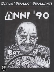 Anni '90 Book Cover