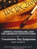 Liberty, Federalism, and The American Constitution