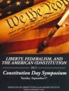 Liberty Federalism And The American Constitution