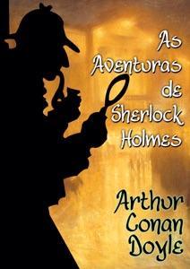 As aventuras de Sherlock Holmes Book Cover