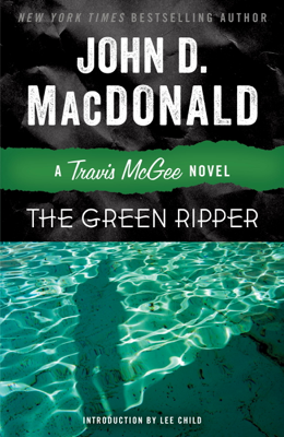 John D. MacDonald & Lee Child - The Green Ripper book