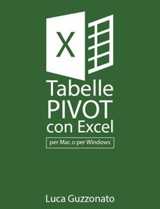Tabelle pivot con Excel Libro Cover