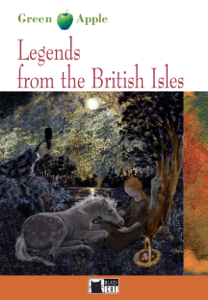 Legends from the British Isles Libro Cover