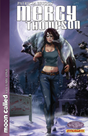 Patricia Brigg's Mercy Thompson: Moon Called Vol. 1 book