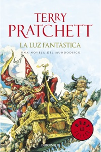 La Luz Fantástica (Mundodisco 2) Book Cover