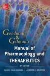 Goodman And Gilman Manual Of Pharmacology And Therapeutics Second Edition