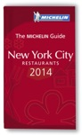New York Michelin Guide 2014