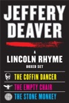 A Lincoln Rhyme EBook Boxed Set