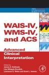 WAIS-IV WMS-IV And ACS