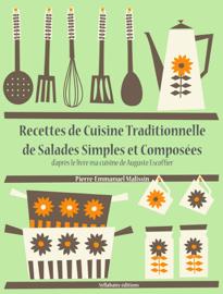 Recettes de cuisine traditionnelle de salades simples et composées