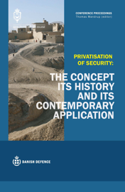 Privatisation of Security book
