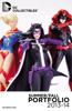 Various Authors - DC Collectibles Portfolio Summer 2013 / 2014 #1 ilustraciГіn