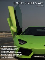 March 2014 - Supercars, Lifestyle, Locations, Events