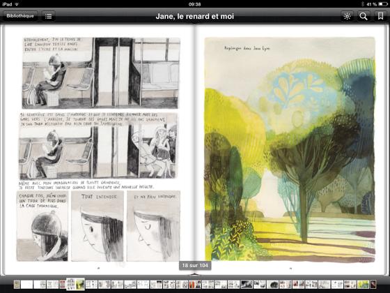 Jane, Le Renard Et Moi On Apple Books
