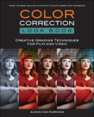 Color Correction Look Book Book Cover
