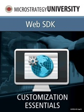 Customization Essentials For Microstrategy Web Sdk By Microstrategy