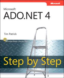 Microsoft® ADO.NET 4 Step by Step Copertina del libro