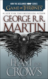 A Feast for Crows Book Cover