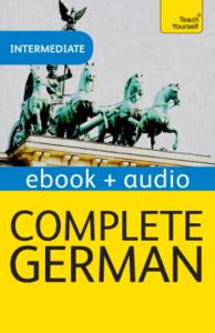 Complete German (Teach Yourself) Copertina del libro