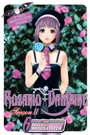 Rosario+Vampire: Season II, Vol. 6 book