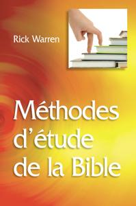 Méthodes d'étude de la Bible La couverture du livre martien