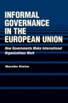 Informal Governance In The European Union