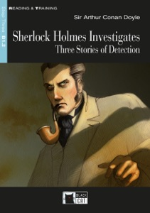 Sherlock Holmes Investigates Book Cover