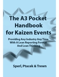 THE A3 POCKET HANDBOOK FOR KAIZEN EVENTS
