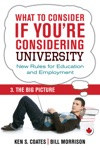 What To Consider If Youre Considering University  The Big Picture