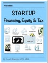 Startup Financing Equity  Tax