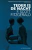 F. Scott Fitzgerald - Teder is de nacht artwork