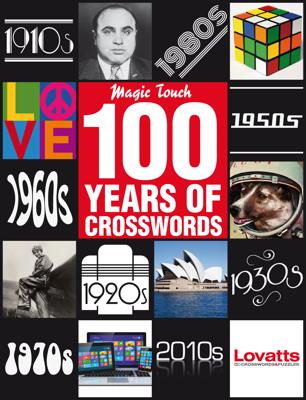 100 Years Of Crosswords - Lovatts Crosswords & Puzzles book