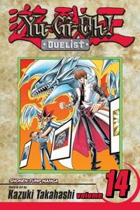 Yu-Gi-Oh!: Duelist, Vol. 14 Book Cover