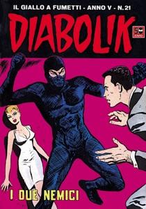DIABOLIK (71) Book Cover