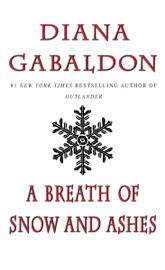 A Breath of Snow and Ashes book