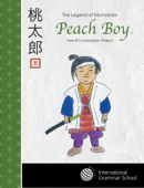 The Legend of Momotaro, Peach Boy 2