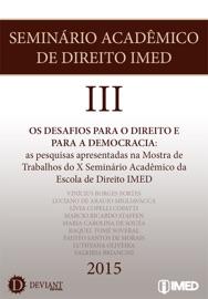 OS DESAFIOS PARA O DIREITO E PARA A DEMOCRACIA