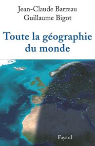 Toute la géographie du monde La couverture du livre martien