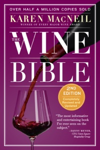 The Wine Bible Book Cover