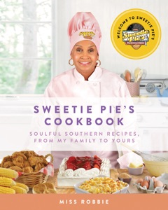 Sweetie Pie's Cookbook by Robbie Montgomery & Tim Norman Book Cover