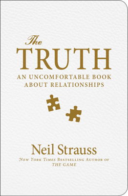 The Truth - Neil Strauss book