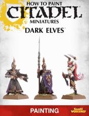 How to Paint Citadel Miniatures: Dark Elves