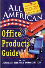 All American Office Products Guide
