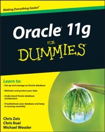 Oracle 11g For Dummies - Chris Zeis, Chris Ruel & Michael Wessler